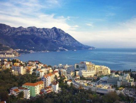 Апартаменты vojnic 3 черногория будва